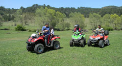 Dere Tepe Duzzz - ATV Safari - ATV Riding & Nature Tours - Cilekli
