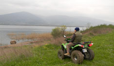 Dere Tepe Duzzz - ATV Safari - ATV Riding & Nature Tours - Esme